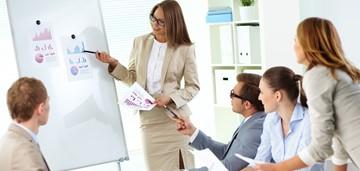 Consulting » Seminare und Coaching | Foto: ©[pressmaster@Fotolia]
